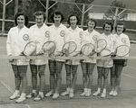 Women's Varsity Tennis Team
