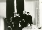 Faculty and Staff in Academic Regalia by Unknown