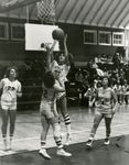 Women's Basketball Game by Unknown