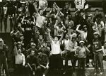 Cheering Basketball Crowd by Unknown