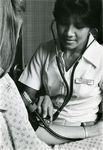 Student Nurse Priscilla Soumokil by Keith Skelton