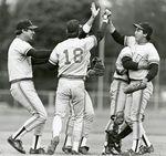 Baseball Celebration by Unknown