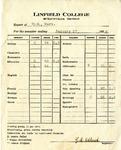 Rich Grades, Fall 1922