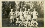 McMinnville College Baseball Team by Unknown
