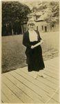 Portrait of Ada Gillett by Unknown