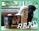 Sig and Ollie READ Poster by Paula Terry and Nicholson Library Staff