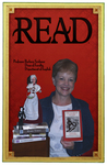 Barbara Seidman READ Poster by Paula Terry and Nicholson Library Staff