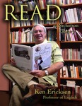 Ken Ericksen READ Poster by Paula Terry and Nicholson Library Staff