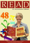 Nancy Drickey READ Poster by Paula Terry and Nicholson Library Staff