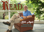 Bill Apel READ Poster by Paula Terry and Nicholson Library Staff