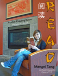 Mengni Tang READ Poster by Paula Terry and Nicholson Library Staff