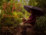 Jennifer Heath READ Poster by Paula Terry and Nicholson Library Staff