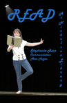 Stephanie Raso READ Poster by Paula Terry and Nicholson Library Staff