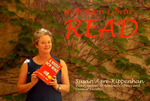 Susan Agre-Kippenhan READ Poster by Paula Terry and Nicholson Library Staff