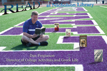 Dan Fergueson READ Poster by Lige Armstrong and Nicholson Library Staff