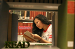 Tenzin Yangchen READ Poster by Ryan O'Dowd and Nicholson Library Staff