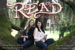 Anna Marie Motis and Kainoa Cuttitta READ Poster by Ryan O'Dowd and Nicholson Library Staff