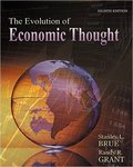 The Evolution of Economic Thought, 8th Edition