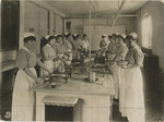 Nursing Students in the Diet Kitchen, Circa 1913-1916