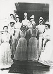 The Nurses of St. Luke's Hospital
