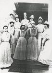 The Nurses of St. Luke's Hospital by Unknown