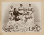 Good Samaritan School of Nursing Class of 1894 by McAlpin and Lamb