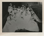 First Graduating Class of the Good Samaritan School of Nursing by Unknown