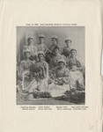 Good Samaritan School of Nursing Class of 1896 by Unknown