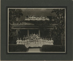 Class of 1911 on the Front Steps by Unknown