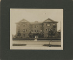 The Nurses' Home Building by Unknown