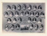 Good Samaritan School of Nursing Class of 1914 by A. G. Churchley