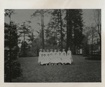 Class of 1915 on the Lawn by Unknown