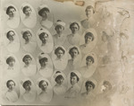 Good Samaritan School of Nursing Class of 1918 by Bushnell Photo