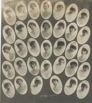 Good Samaritan School of Nursing Class of 1919 by Bushnell Photo
