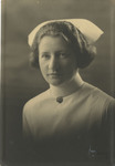 Portrait of Nursing Student Helen by Aune