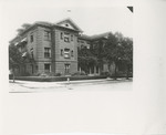 Corner of the Nurses' Home Building 02 by Unknown