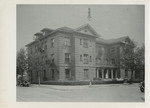 Corner of the Nurses' Home Building 03 by Unknown