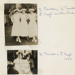Nurse Harriet Terrill Lefebore's Scrapbook 02 by Unknown