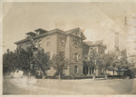 Corner of the Nurses' Home Building 04 by Unknown