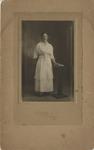 Portrait of Stella Leighton by P. N. Hart
