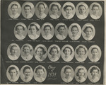 Good Samaritan School of Nursing Class of 1939 by Unknown