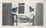 Pair of Nursing Students by Unknown