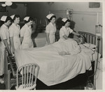 Nursing Students With Dummy