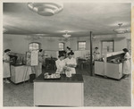 Nursing Students in the Diet Kitchen, Circa 1950-1959 by Photo-Art Commercial Studios