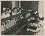 Nursing Students in Chemistry Lab