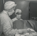 Nursing Students in the Delivery Room by Unknown
