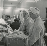 Nursing Students in the Hall