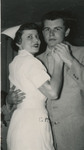 Nursing Student with Dancing Partner by Unknown