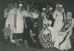 Nursing Students Dressed for Halloween