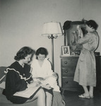 Nursing Students Reading and Preparing by Unknown